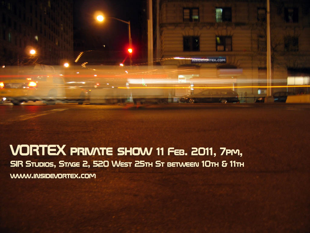 vortex showcase 2011